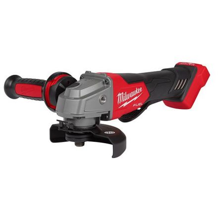 """M18 FUEL PAD 4-1/2"""" - 5"""" Grinder with Paddle Switch (Tool-Only)"""
