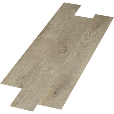 "Plancher de vinyle SPC, 5,5 mm, 5,83"" x 48"", 23,31 pi² ""PALM BEACH"""