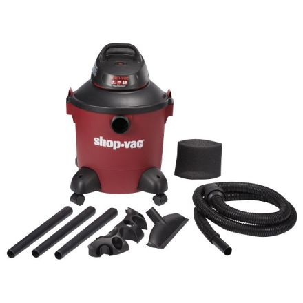 Aspirateur sec et humide Shop-Vac, 3,0 hp, 8 gallons