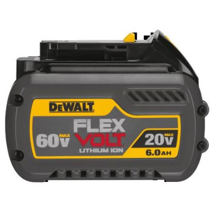 Flexvolt 20V/60V 6.0 Ah Battery