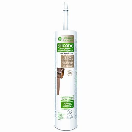 Silicone Gutter and Flashing Sealant 290ml