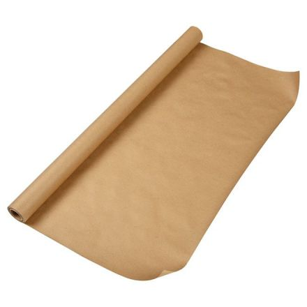 Duck #60 Kraft Paper - 100% Recycled Content - 30-in x 20-ft - Beige