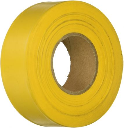 Yellow Flagging Tape 300'