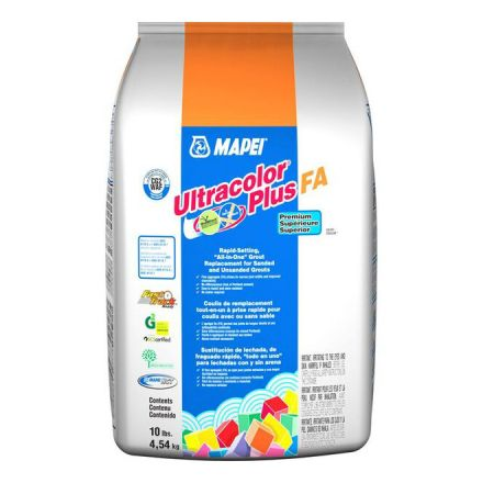 """Ultracolor Plus"" Floor Grout 4.54kg - Chocolate"