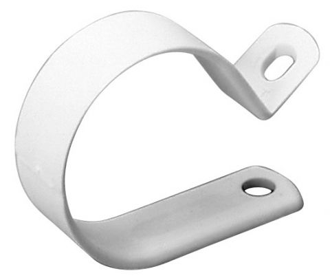 """Electrical Wire Clamp - 3/8"""" - 15/PK - White"""