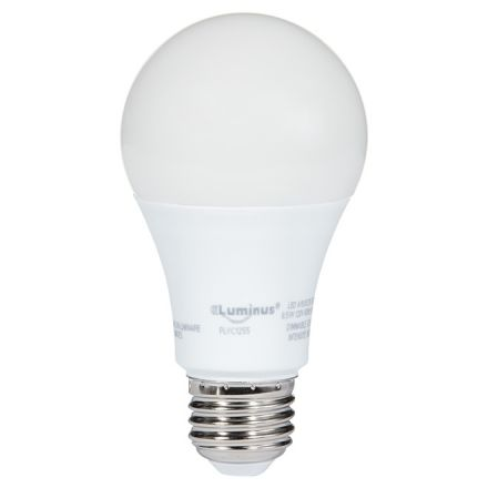 DEL Lightbulb A19 - 8.5 W - Day light
