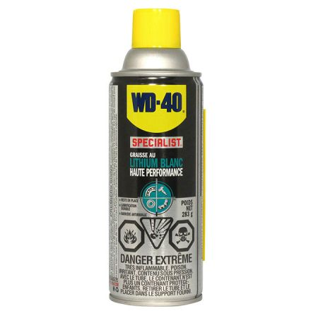 Protective White Lithium Grease - 283 g