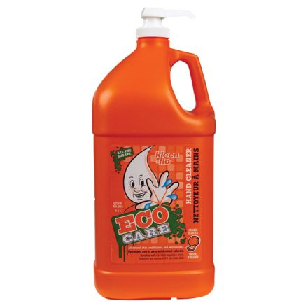Eco Care Hand Cleaner - Orange Scent - 3.5 L