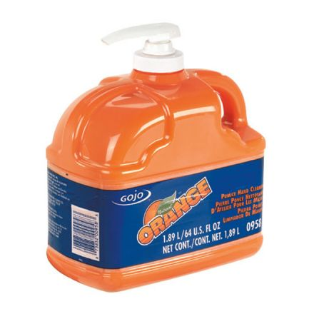 GOJO Hand Cleaner - Orange - 1.89 L