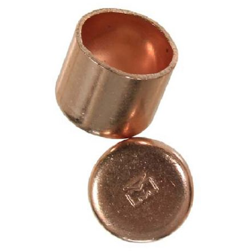 3/4-in Copper cap
