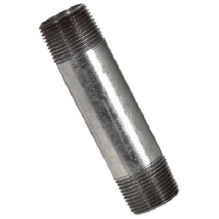 Threaded Galvanized Nipple 1x5""