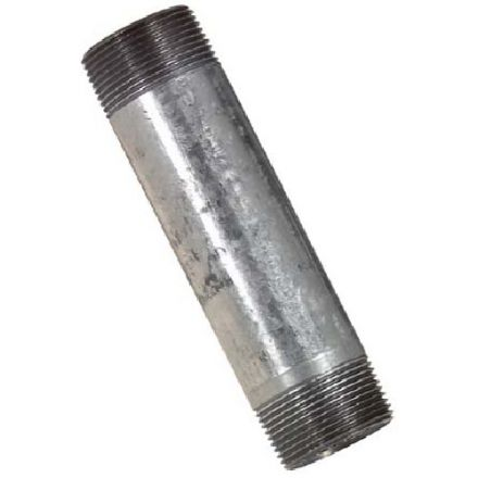 Threaded Galvanized Nipple 1x6""