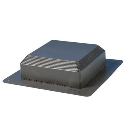 """WeatherPro 50"" Roof Vent 18 1/2"" - Brown"