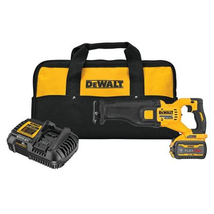 FLEXVOLT(R) 60V MAX* Brushless Cordless Reciprocating Saw Kit